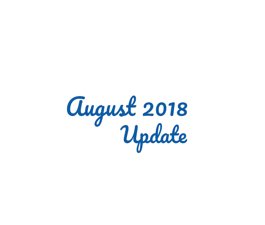 NKCF August 2018 Update